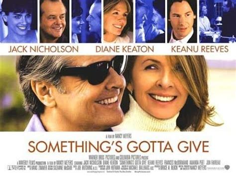 something s something s gotta give 2003 full movie youtube