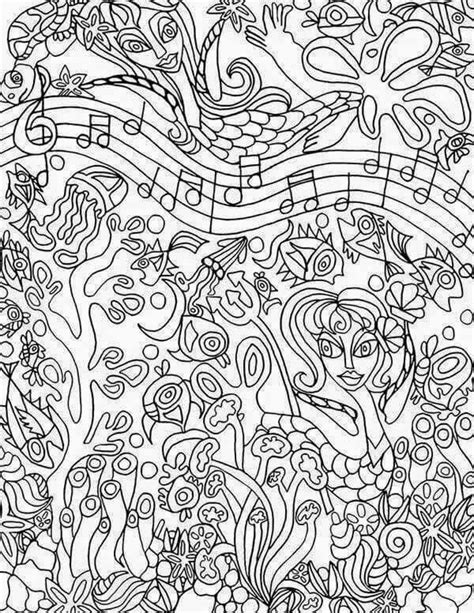 music coloring sheet music coloring pages for adults