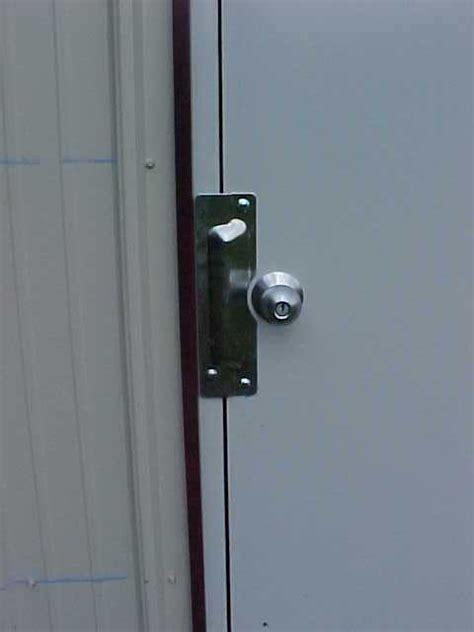 Amko Metal Buildings In Nw Arkansas Myrick Construction Exterior Door Guard