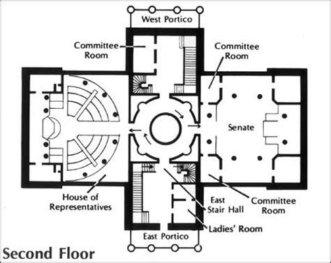 floor plan of the us capitol building north carolina state capitol visual 2