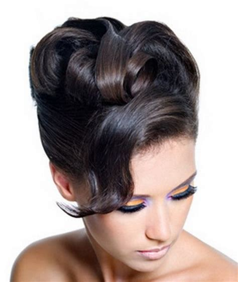 formal hairstyles black hair black prom hairstyles 2017