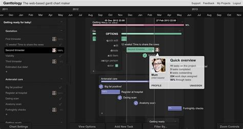 web chart creator the web based gantt chart maker