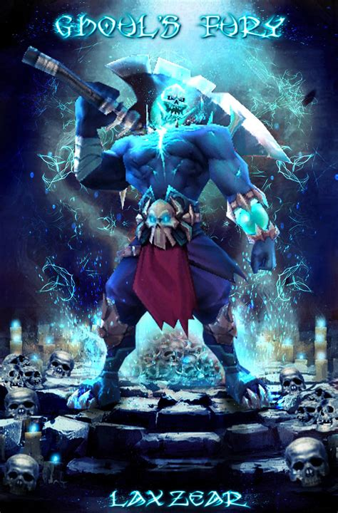 Mobile Legends Balmond 2 balmond ghoul s fury skin of mobile legends by laxzear on deviantart