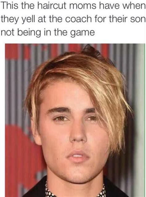 can you have a haircut i youve got psorisiis mom haircut tweet justin bieber know your meme