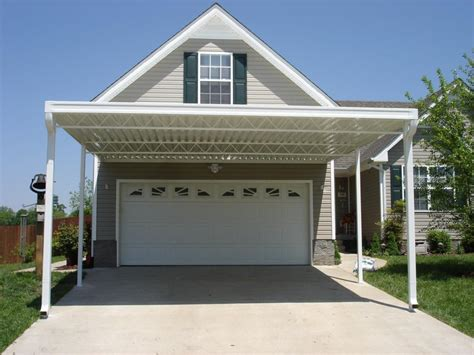 Car Port by Carports Patio Covers In New Orleans Louisiana Home