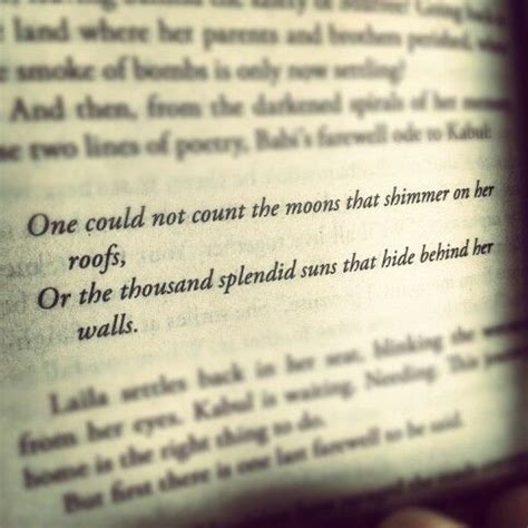 A Thousand Splendid Suns Quotes a thousand splendid suns khaled husseini quotes that