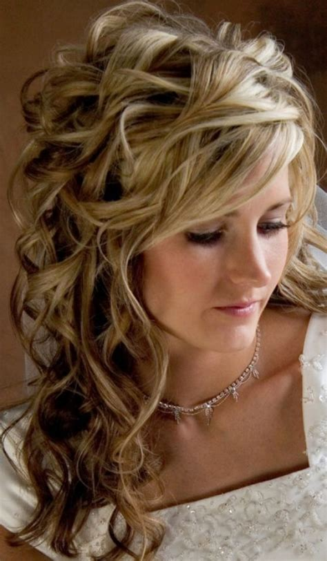 hairstyles with slight curls good 2014 hairstyles prom hairstyles for long hair down curly