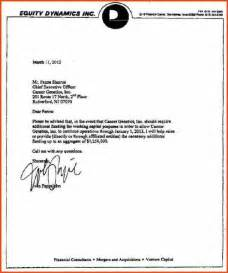 letter of commitment proposalsheet com