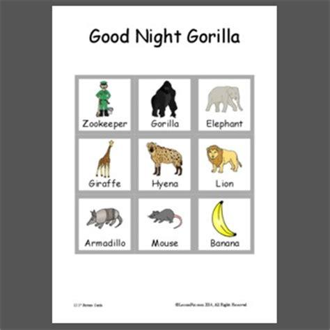 good night gorilla