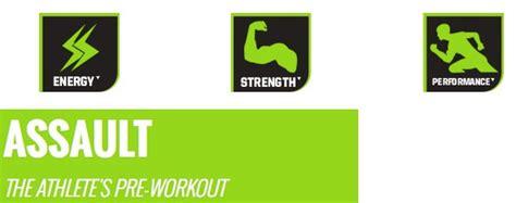 Mp Assault 30 Serving Suplemen Fitnes Pre Workout jual suplemen mp assault