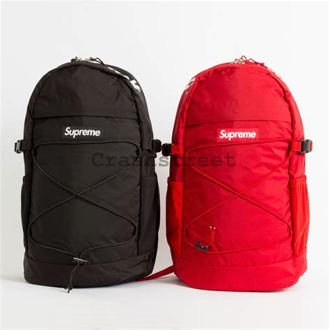 supreme backpack supreme ss16 backpack crashstreet