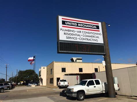 Plumbing Dallas Tx by United Mechanical Plumbing 11540 Plano Rd Dallas Tx