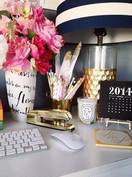 Office Desk Decor Ideas Glamorous Desk Accessories Office Inspiration Desks Offices And Desk Accessories
