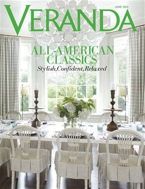 veranda magazine free 2 year subscription to veranda magazine