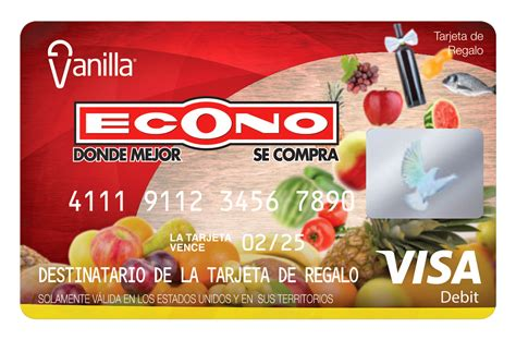 Branded Visa Gift Cards - econo launches branded visa gift cards news is my business