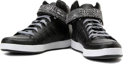 adidas originals varial mid ankle sneakers buy black color adidas originals varial mid ankle