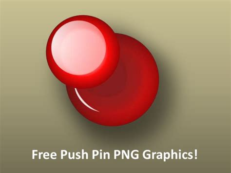 push pin template whatzyourpoint free push pin graphic