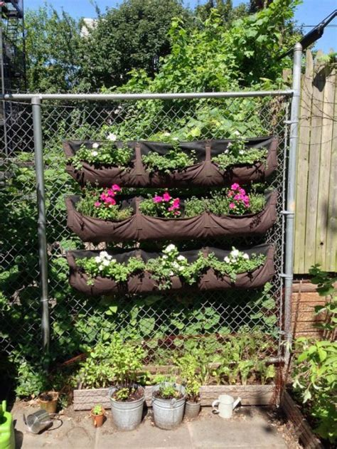 vertical garden ideas 35 genius small garden ideas and designs