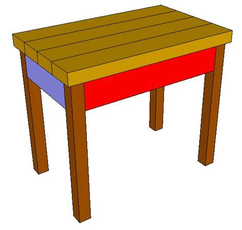 how to build a table bench how to build a comfortable 2 215 4 bench and side table jays