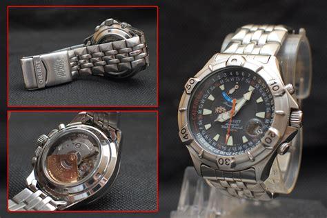 Jam Tangan Swatch 3 Tombol jam tangan 4 u orient automatic m 100m used item