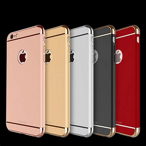 Hardcase 360 3in1 Protections Slim Fit Iphone 6 6s Unik series cases iphone 6 6s 6 colors