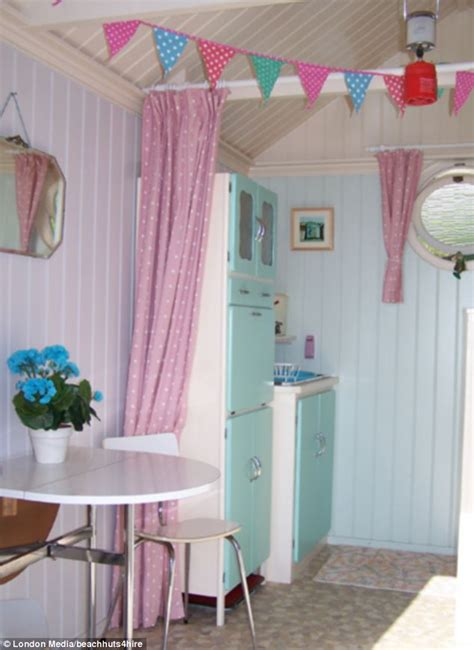 1950s Modern Home Design how beach huts are more popular than ever but don t have