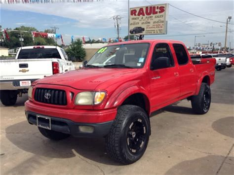 Used Toyota Tacoma 4x4 For Sale In Oklahoma Toyota Tacoma For Sale Oklahoma Carsforsale