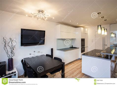 rooms to go free tv stylish flat dining room stock photo image of comfortable 29077658