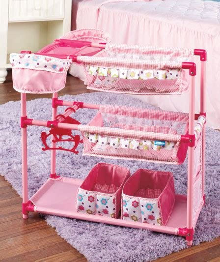 baby alive bed baby doll play center the lakeside collection stuff to
