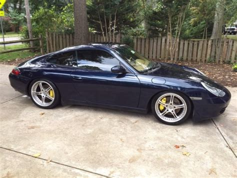 lowered porsche 911 porsche 911 c2 996 flashed lowered tinted