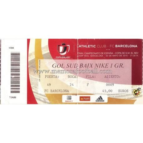 entradas atletico de madrid real madrid copa del rey athletic club vs fc barcelona final de copa del rey 2015
