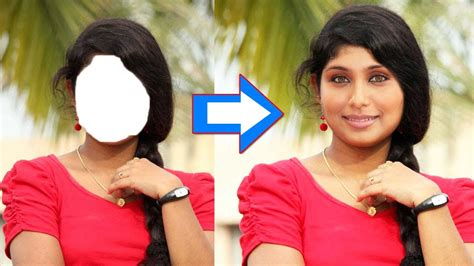 photoshop cs5 tutorial change face how to change replace face in adobe photoshop cs5 cs4