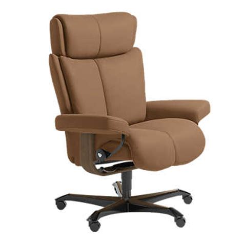 Stressless Office Chair by Ekornes Stressless Magic Office Chair Smartfurniture