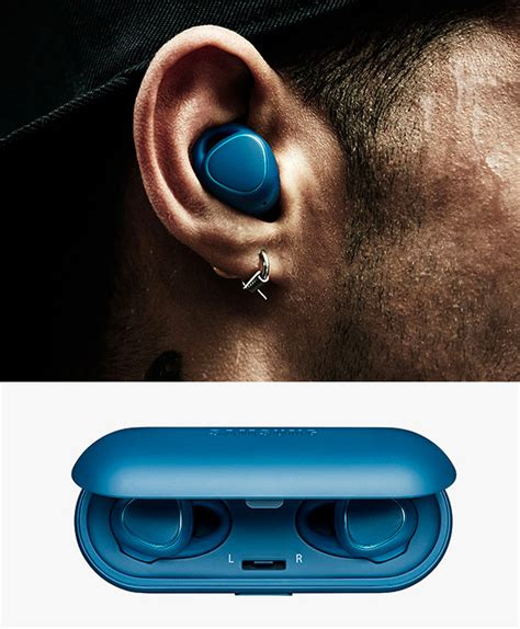 Earphone Samsung Wireless Samsung Gear Iconx Wireless Earbuds Werd