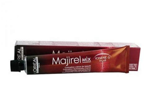 l oreal professional majirel mix copper permanent hair color 50ml hair and supplier l or 233 al professionnel majirel mix glamot