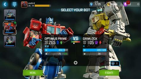 mod game x fighting transformers forged to fight v 1 0 1 mod apk with