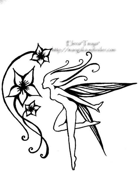 simple fairy tattoo designs 34 tattoos stencils