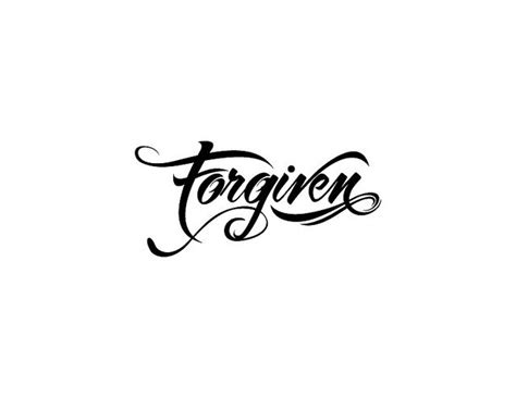 forgive tattoo designs forgiven design design books worth
