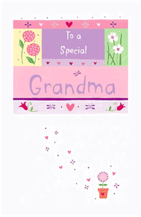 printable birthday cards for grandma quot special grandma quot birthday printable card blue
