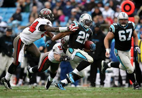 Carolina Panthers L by Geno In Ta Bay Buccaneers V Carolina Panthers