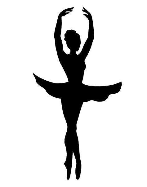 Ballerina Duvet Graceful Ballerina Silhouette Painting By Irina Sztukowski