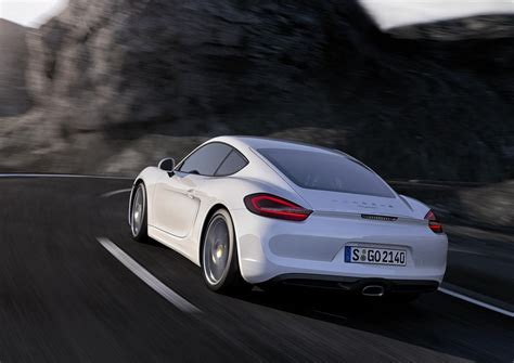 porsche cayman white new porsche cayman white rear