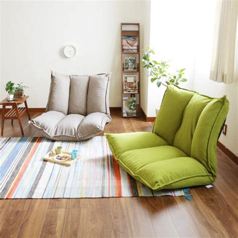 Futon With Chaise Living Room Futon Chair Furniture Japanese Floor Legless