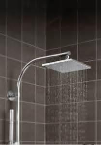 kohler showering bathroom