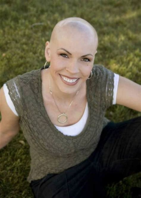 bald women smooth bald head make me bald view image 17 best images about extreme hair styles on pinterest