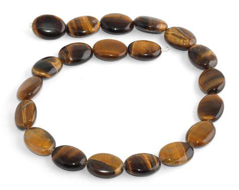 20x15mm tiger eye oval gemstone
