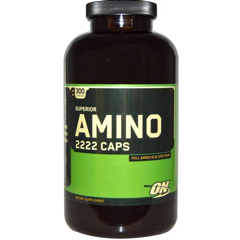 Amino On 2222 320 Tabs On Amino optimum nutrition superior amino 2222 320 tabs nutritioncy cyprus supplements free delivery
