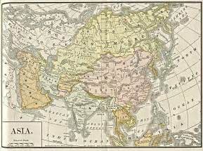 historical maps of asia historical maps perry casta 241 eda map collection ut