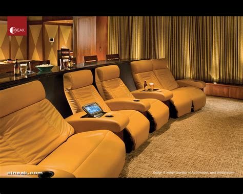 cineak fortuny in home theater by audio visions modern