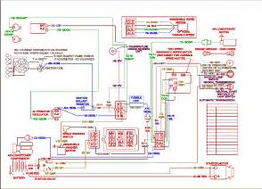 electrical diagrams for chrysler dodge and plymouth cars